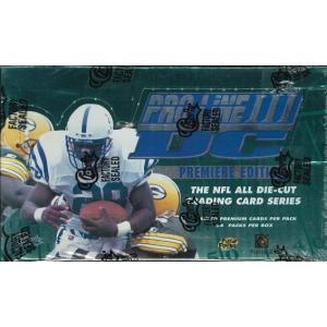 NFL 1996 CLASSIC PRO LINE III BOX|niki