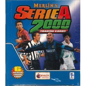 MARLIN'S SERIE A 2000 BOX|niki
