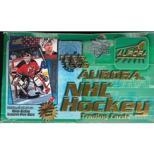 NHL 1998/1999 AURORA NHL HOCKEY BOX|niki