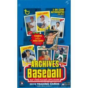 ■1ボックス24パック入。1パック8枚入。■  トップス社MLB公式ベースボールカードの定番「アーカ...