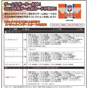 2018 Jリーグ カード チームエディション・メモラビリア アルビレックス新潟 BOX(送料無料)(7月29日発売)|niki