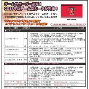 2018 Jリーグ カード チームエディション・メモラビリア 浦和レッズ BOX(送料無料)|niki
