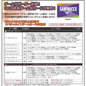 2018 Jリーグ カード チームエディション・メモラビリア サンフレッチェ広島 BOX(送料無料)|niki
