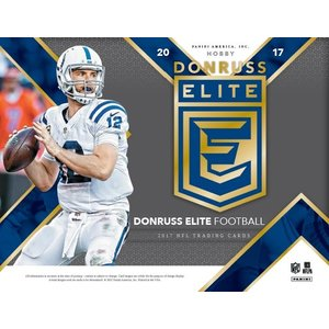 NFL 2017 DONRUSS ELITE FOOTBALL BOX|niki