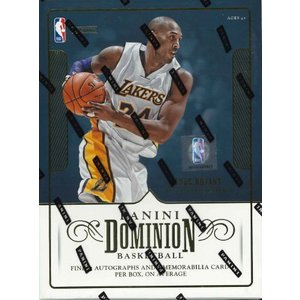 NBA 2017/2018 PANINI DOMINION BOX|niki