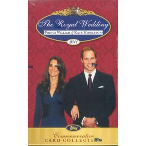 THE ROYAL WEDDING COMMEMORATIVE CARD COLLECTION 英王室婚礼記念トレーディングカードセット|niki
