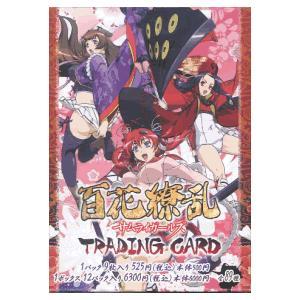 ■セール■百花繚乱 サムライガールズ トレーディングカード BOX(送料無料) niki