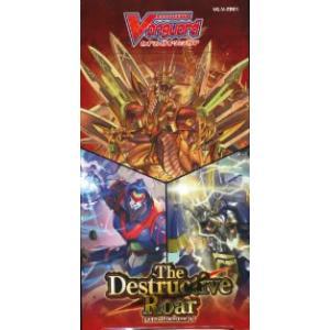 カードファイト!! ヴァンガード エクストラブースター第1弾 The Destructive Roar VG-V-EB01 BOX|niki