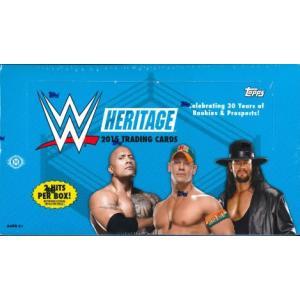 2015 TOPPS WWE HERITAGE BOX|niki