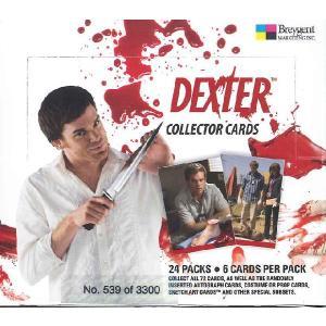■セール■DEXTER (デクスター 〜警官は殺人鬼) トレーディングカード|niki