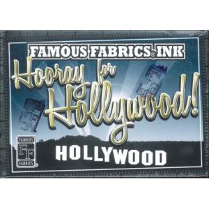■セール■FAMOUS FABRICS INK HOORAY FOR HOLLYWOOD!|niki