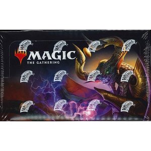 MTG マジック:ザ・ギャザリング 基本セット2019 ブースターパック 日本語版 BOX (7月13日発売)|niki