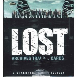 LOST(ロスト) ARCHIVES トレーディングカード|niki