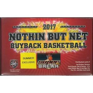 2017 SUPER BREAK BASKETBALL NOTHIN BUT NET SUMMER BOX(送料無料)|niki