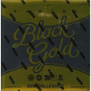 2016 PANINI BLACK GOLD COLLEGE MULTI-SPORT BOX(送料無料)|niki