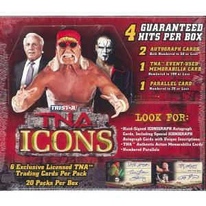 ■セール■2010 TNA ICONS トレーディングカード|niki
