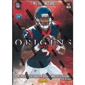 NFL 2017 PANINI ORIGINS FOOTBALL|niki