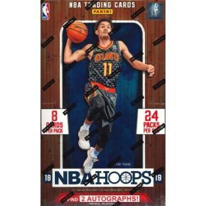 NBA 2018/19 PANINI NBA HOOPS HOBBY BOX|niki