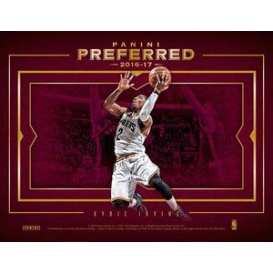 ■セール■NBA 2016/2017 PANINI PREFERRED BASKETBALL|niki