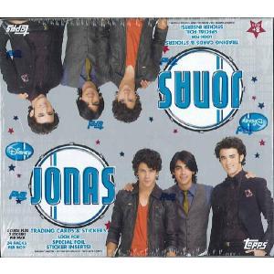 ■セール■JONAS ジョナス・ブラザーズ トレーディングカード|niki