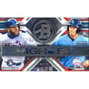 MLB 2018 BOWMAN HIGH TEK BASEBALL BOX(送料無料)|niki