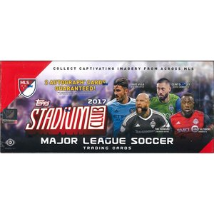 2017 STADIUM CLUB MLS(MAJOR LEAGUE SOCCER) BOX|niki