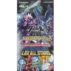 カードダス ダンボール戦機 LBXバトルカーダス ベストセレクションパック LBX ALL STARS BOX [D-C01]|niki