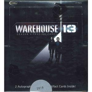 ■セール■海外ドラマ WAREHOUSE 13 シーズン1 トレーディングカード(プロモカード1枚添付)|niki