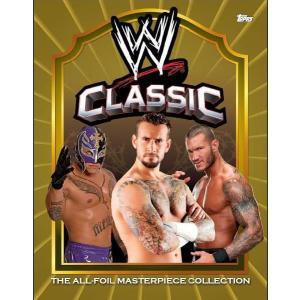 2011 TOPPS WWE CLASSICS トレーディングカード BOX|niki