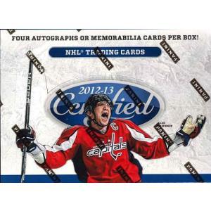 ■セール■NHL 2012/2013 PANINI CERTIFIED NHL公式アイスホッケーカー...