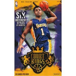 NBA 2015/2016 PANINI COURT KINGS BASKETBALL BOX(送料無料) niki