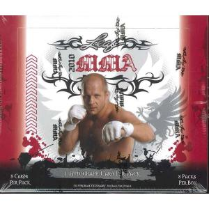 ■セール■2010 LEAF(RAZOR) MMA 総合格闘技カード USA版|niki
