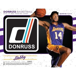 NBA 2016/2017 PANINI DONRUSS BASKETBALL BOX (送料無料)|niki