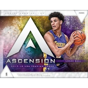 NBA 2017/2018 PANINI ASCENSION BASKETBALL BOX (送料無料)|niki