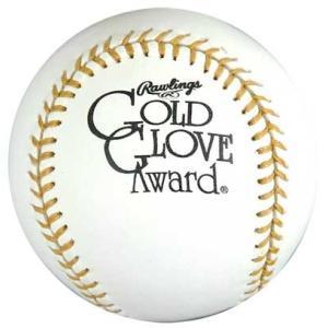 #RGGBB RAWLINGS GOLD GLOVE AWARD BASEBALL ゴールドグラブ賞記念球|niki