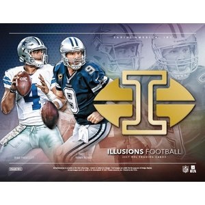 NFL 2017 PANINI ILLUSIONS FOOTBALL BOX|niki