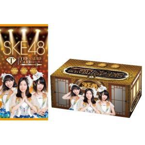 SKE48 official TREASURE CARD Series2 BOX|niki