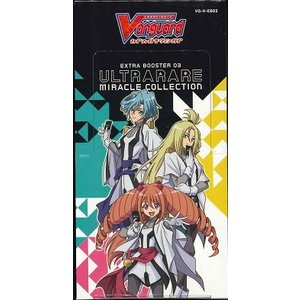 カードファイト!!ヴァンガード エキストラブースター ウルトラレア ミラクル コレクション VG-V-EB03 BOX 10月19日発売|niki