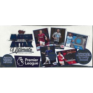 2018/19 TOPPS MATCH ATTAX EPL ULTIMATE BOX(送料無料)|niki