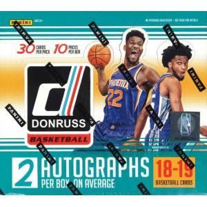 NBA 2018/2019 DONRUSS BASKETBALL HOBBY BOX|niki