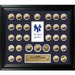 ■予約■ハイランドミント 2009 ヤンキース ワールドシリーズ優勝記念 24Kコイン スペシャル限定版|niki