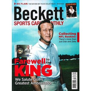 BECKETT SPORTS CARD MONTHLY #381 DECEMBER 2016|niki
