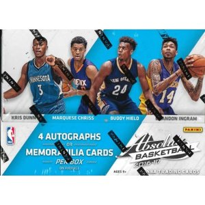 NBA 2016/2017 PANINI ABSOLUTE BASKETBALL BOX (送料無料)|niki
