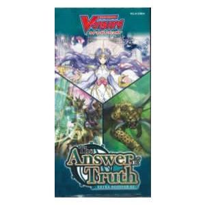 カードファイト!!ヴァンガード エクストラブースター 第4弾 The Answer of Truth VG-V-EB04 BOX(11月16日発売)|niki