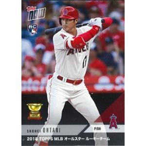 2018 TOPPS NOW NOW KANJI EDITION #RC7J 大谷翔平 2018 TOPPS MLB ALL-STAR ROOKIE TEAM|niki
