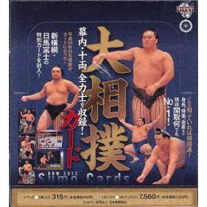 ■セール■BBM 2013 大相撲カード BOX|niki