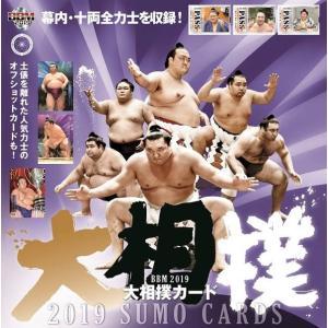 BBM 2019 大相撲カード BOX|niki
