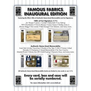 ■セール■2010 FAMOUS FABRICS FIRST EDITION niki