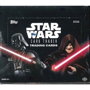 2016 TOPPS STAR WARS CARD TRADER BOX|niki