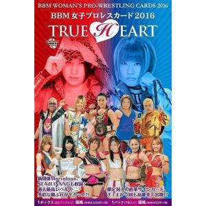 BBM 女子プロレスカード 2016 TRUE HEART BOX(送料無料)|niki